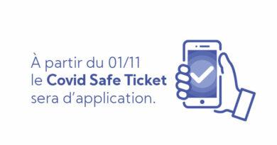 Covid Safe Ticket